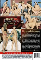 LEG SEX FEMINIZATION FANTASIES DVD preview image #2