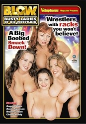 B.L.O.W. BUSTY LADIES OF OIL WRESTLING DVD preview image #1