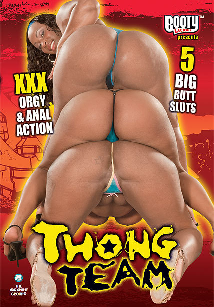 THONG TEAM DVD cover image