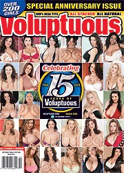 VOLUPTUOUS MARCH 2009