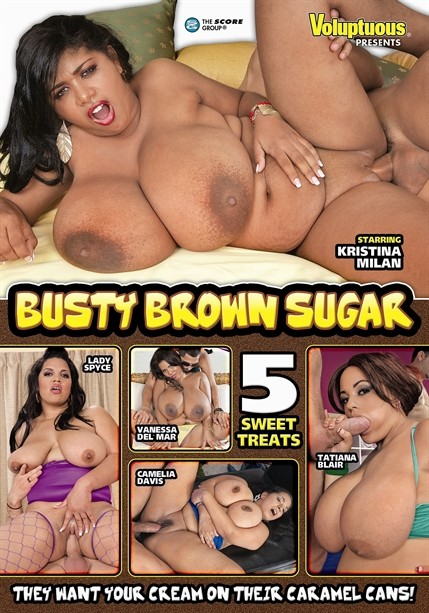 BUSTY BROWN SUGAR DVD cover image