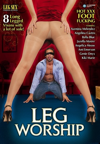 LEG WORSHIP DVD cover image