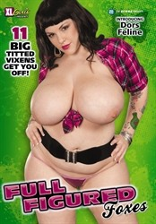 FULL FIGURED FOXES DVD preview image #1