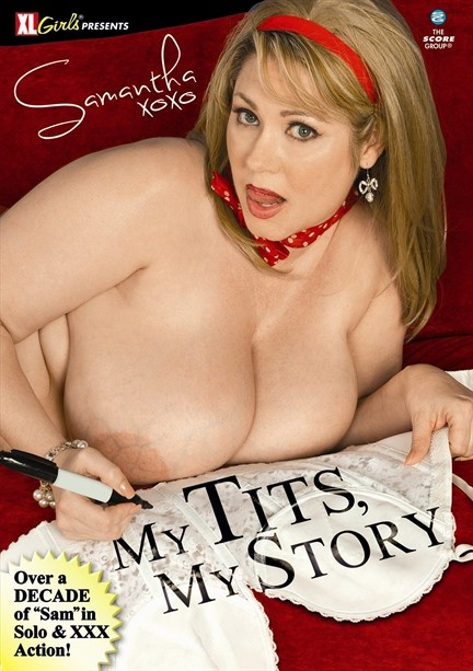MY TITS, MY STORY DVD cover image