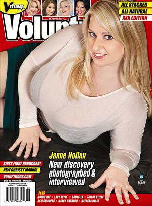 VOLUPTUOUS OCTOBER 2012