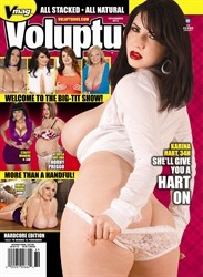VOLUPTUOUS NOVEMBER 2012