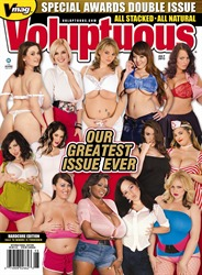 VOLUPTUOUS JULY 2013