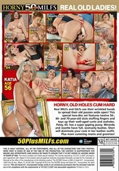 HORNY 50PLUS MILFS DVD preview image #2