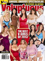 VOLUPTUOUS MAY 2014 Magazine preview image #1
