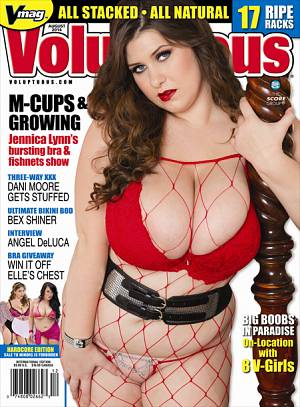 VOLUPTUOUS AUGUST 2014