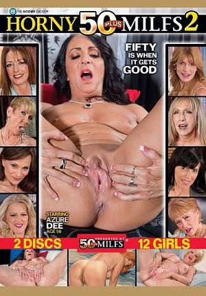 HORNY 50PLUS MILFS 2 (2-DISC)