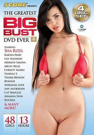 GREATEST BIG BUST VIDEO EVER 4 (4-DISC)