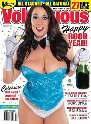 VOLUPTUOUS FEBRUARY 2015