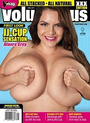 VOLUPTUOUS APRIL 2015