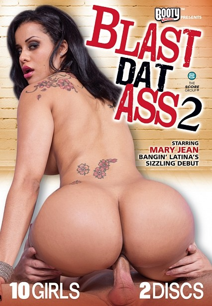 BLAST DAT ASS 2 (2-DISC) DVD cover image