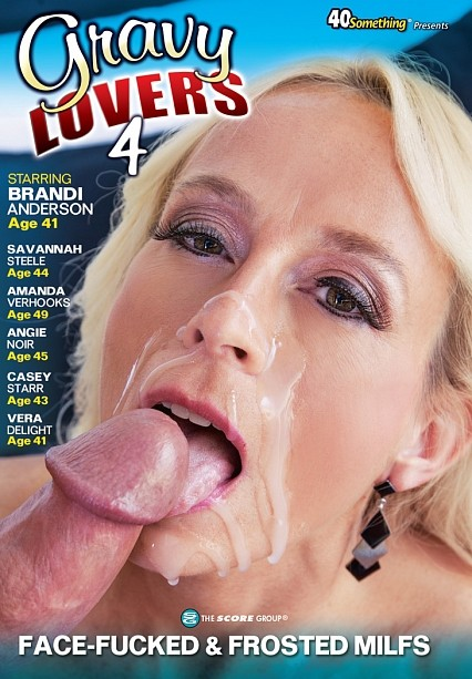 GRAVY LOVERS 4 DVD cover image