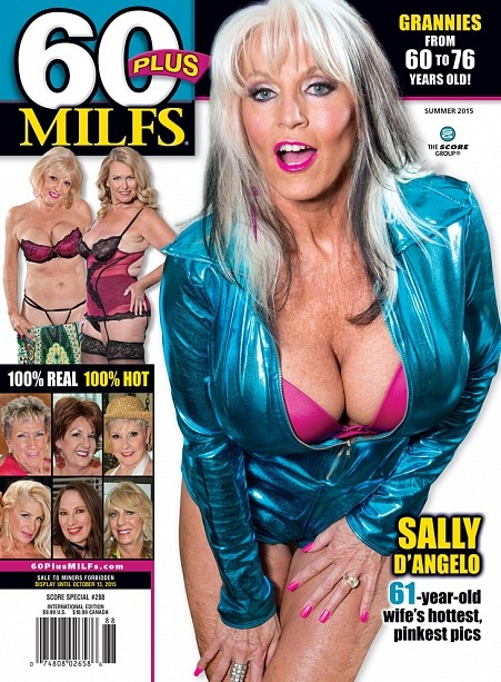 Mature Porn Magazine