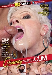 GRANNY WANTS CUM DVD preview image #1