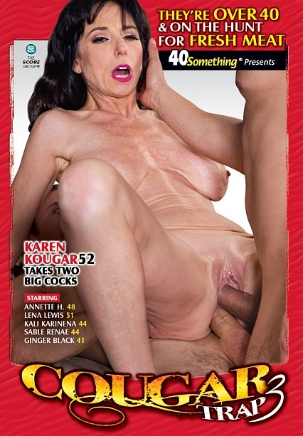 COUGAR TRAP 3 DVD cover image