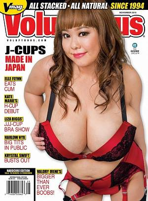 VOLUPTUOUS NOVEMBER 2015