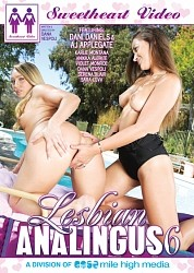 LESBIAN ANALINGUS 6 DVD preview image #1