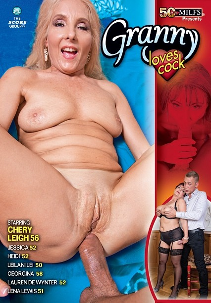GRANNY LOVES COCK DVD cover image