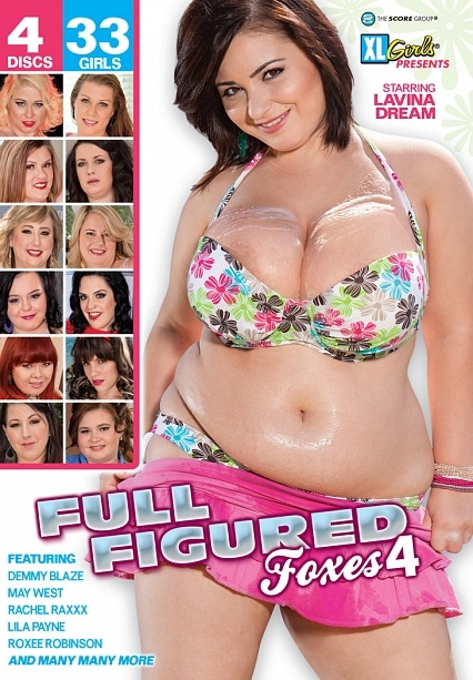 FULL FIGURED FOXES 4 (4 DISC)  cover image
