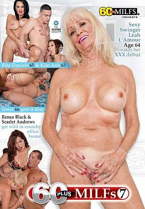 60PLUS MILFS 7 Movie Cover