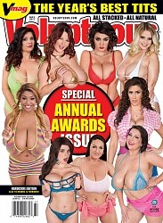 VOLUPTUOUS MAY 2017 Magazine preview image #1