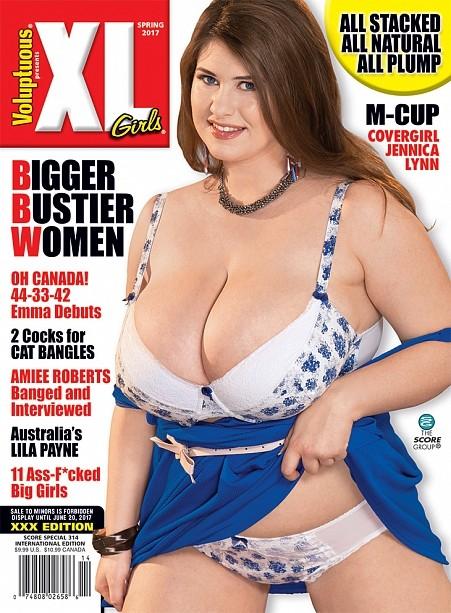 Big girl porno magazine