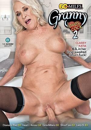 GRANNY LOVES COCK 2 Movie Cover