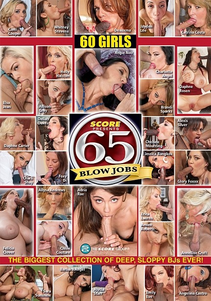 65 BLOW JOBS  cover image