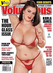 VOLUPTUOUS JULY 2017 Magazine preview image #1