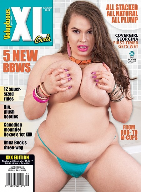 XL GIRLS SP318 Magazine cover image