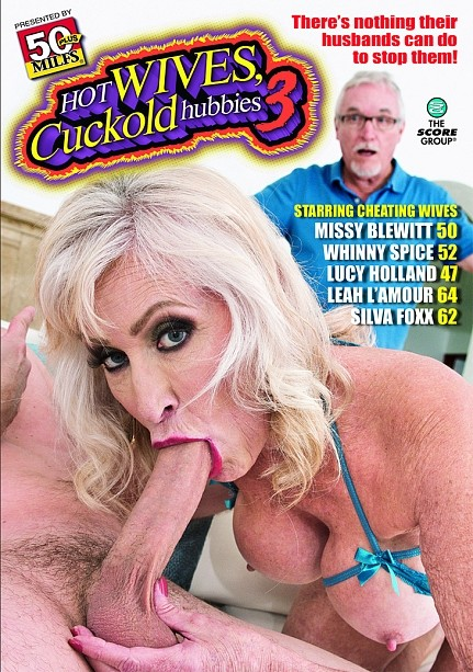 HOT WIVES, CUCKOLD HUBBIES 3 DVD cover image