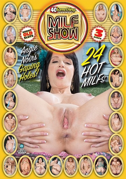 MILF SHOW (3-DISC) DVD cover image