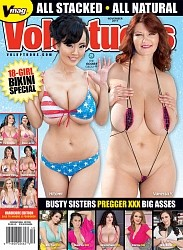 VOLUPTUOUS NOVEMBER 2017 cover image