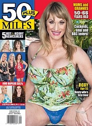50PLUS MILFS HOLIDAY 2017 Magazine preview image #1