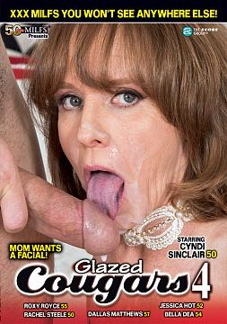 GLAZED COUGARS 4