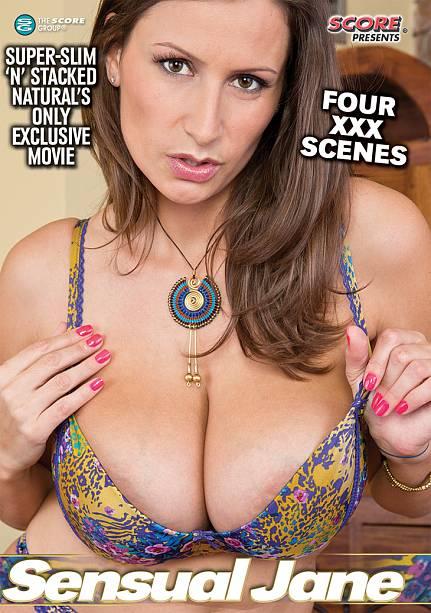 SENSUAL JANE Movie Cover