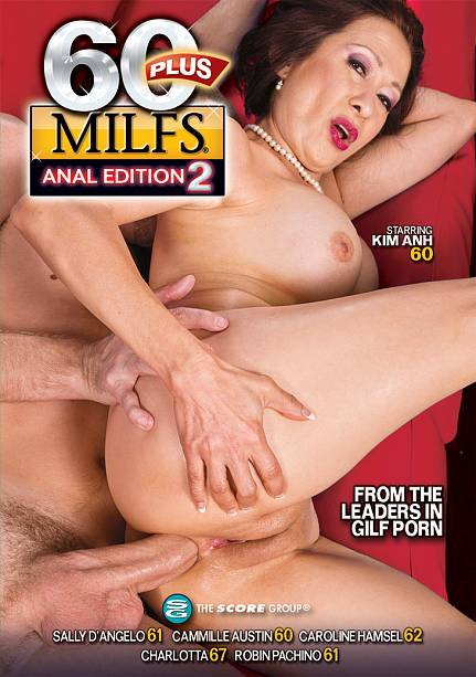 60Plus Milfs Anal Edition 2 Movie Cover