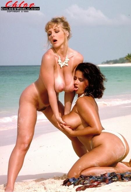 Chloe And Danni Ashe