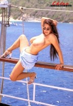 Chloe on Boob Cruise 1997
