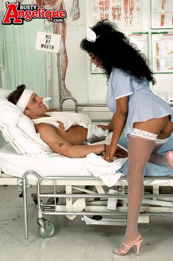 Nurse Angelique: Back In Action