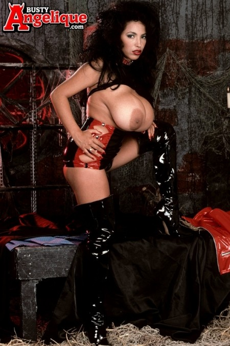 Red Hot Leather