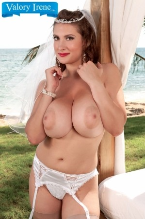 Busty reflections and instant erection