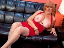 NAUGHTY, BIG-TITTED, 61-YEAR-OLD DIVORCEE...GOT YO