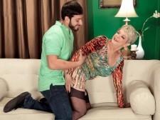 An Old, Cock-Loving Slut Named Lin Boyde