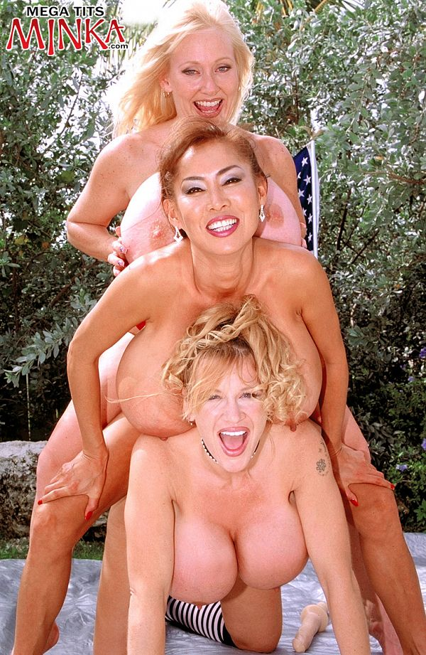 Minka, Kayla & Plenty