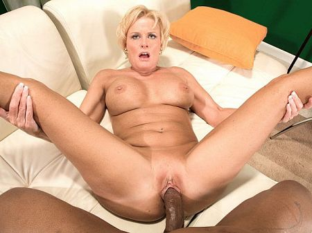 Trixie gets what she wants: a BBC creampie